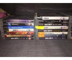 PS3 with 31 games