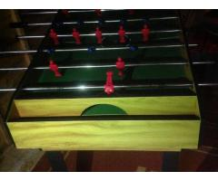 A 4ft board game table for sale for ages 5 upward.