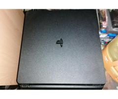 Im seling my Playstation 4 Slim 500GB in Great condition.