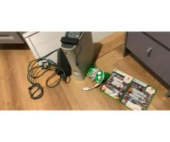 Selling Xbox 360 in perfect condition in Limerick.