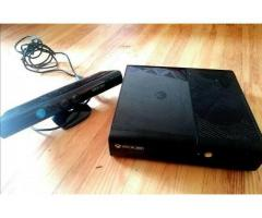 For sale - XBOX 360 KINECT BUNDLE + FREE games  €140